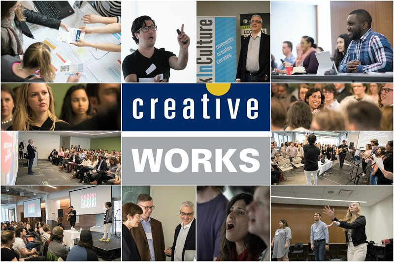 Creative Works Conference 2017 images